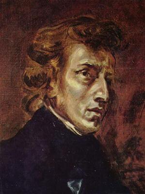 Retrato de F.Chopin
