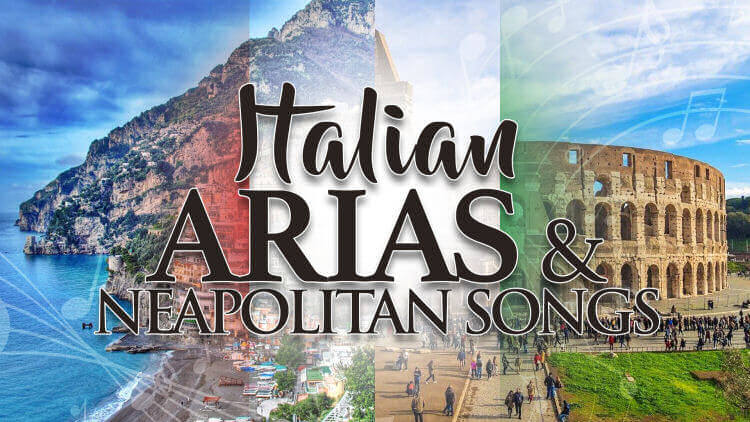 Italian Arias and Neapolitan Songs