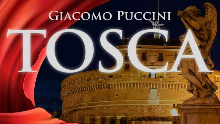 Tosca in Rome